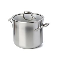 AcCuCore 8 Qt. Stock Pot with Lid