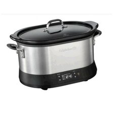 Kitchen Electrics 7-Qt Digital Slow Cooker