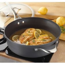 Contemporary 3-qt. Saute Pan with Lid