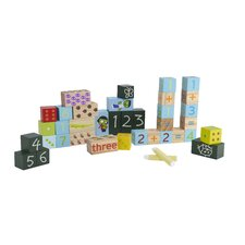 <strong>PBS Kids</strong> PBS Exploration Blocks - Numbers