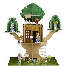 <strong>PBS Kids</strong> Arthur 3D Tree House Playset