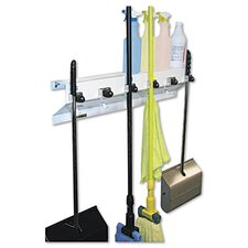 <strong>Ex-Cell</strong> The Clincher Mop and Broom Holder