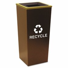 Metro 18 Gallon Industrial Recycling Bin
