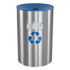Celebrity Outdoor 45 Gallon Industrial Recycling Bin