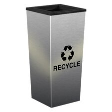 Metro Indoor 18 Gallon Industrial Recycling Bin