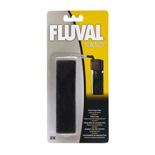 Fluval Nano Fine Foam (2 Pieces)