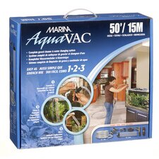 Marina Aqua Vac Easy Clean Water Changer