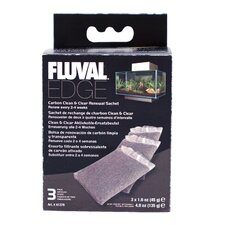 Fluval Edge Carbon Renewal Sachets (3 Pack)