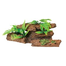 Marina Naturals Malaysian Drift wood with Plants