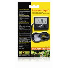Exo Terra Digital Combination Thermometer and Hygrometer