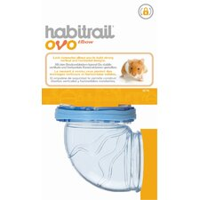 <strong>Hagen</strong> Habitrail Ovo Elbow-Shaped Hamster Tube