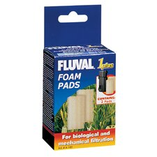 Fluval 1 Plus Foam Insert (2 Pack)