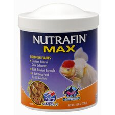 Nutrafin Max Goldfish Flakes Food