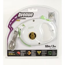 Avenue Retractable Cat Leash