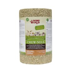 Living World Chew-Nels Alfalfa Chew Toy for Small Animals