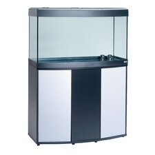 Fluval Vicenza Complete Bow Front Aquarium Set