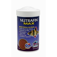 Nutrafin Max Tropical Fish Pellet Food