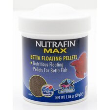 Nutrafin Max Betta Food Granules - 1.06 oz.