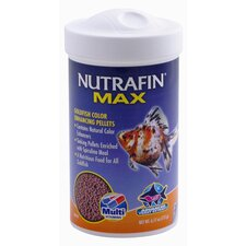 Nutrafin Max Color Pellets Fish Food