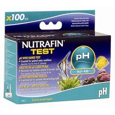 Nutrafin pH Wide Range Test Kit - 100 tests