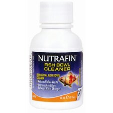 Nutrafin Fish Bowl Biological Cleaner - 2 oz.