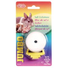 Living World Jumbo Salt Lickstone for Small Animal