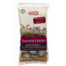 <strong>Hagen</strong> Living World Small Animal Timothy Chews - 16 oz.