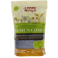 Living World Fresh'n Comfy Small Animal Bedding