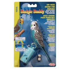 Living World Life-Size Singing Parakeet Bird Toy