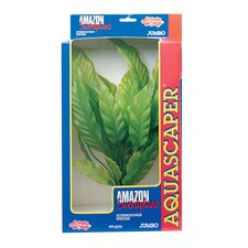 Marina Amazon Sword Plant Decoration