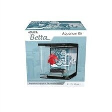 Marina Betta Wild Things Aquarium Kit
