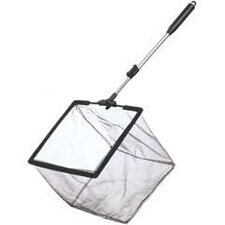 Laguna Mini Pond Skimmer Net Telescopic Handle