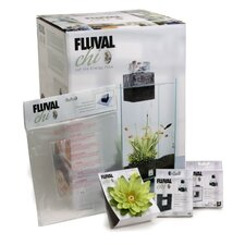 Fluval Chi 6.6 gallon Aquarium Value Package