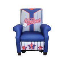Baseball All Star Deluxe Recliner