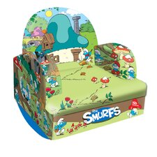 Smurfs Kids Rocking Chair