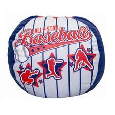 Baseball All Star Bean Bag Chair