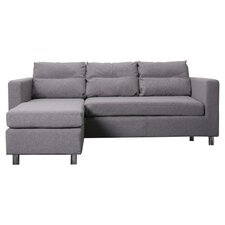 Detroit Convertible Chaise Sectional