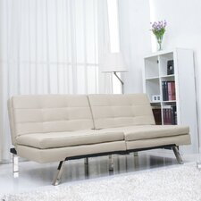 Memphis Double Cushion Sleeper Futon
