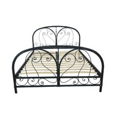 Milan Metal Bed