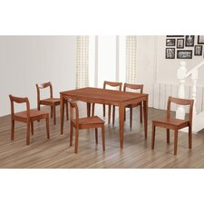 Hannah 7 Piece Dining Set