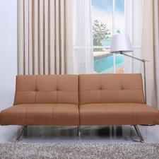 Victorville Foldable Futon Sleeper Sofa