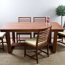 <strong>Gold Sparrow</strong> Katelyn 7 Piece Dining Set