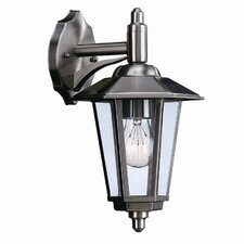 <strong>Massive</strong> Galveston Outdoor 1 Light Semi-Flush Wall Light