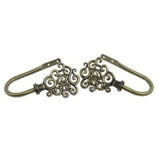 Tidal Curtain Holdback (Set of 2)