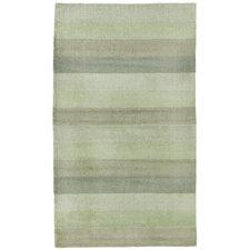 Aspect Green Stripes Rug