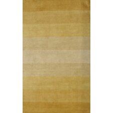 Aspect Yellow Stripes Rug