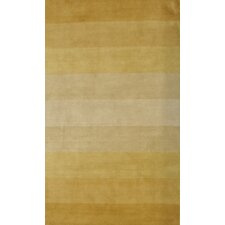 Aspect Yellow Stripes Rug