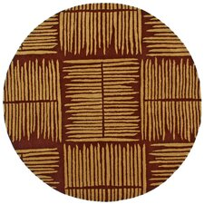 Structure Thatch Rug