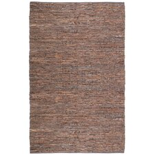 Matador Brown Chindi Rug