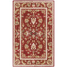Traditions Lancaster Wine Rug